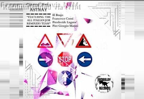 Gianni Piras - Astray (Pierdavide Laganà remix)