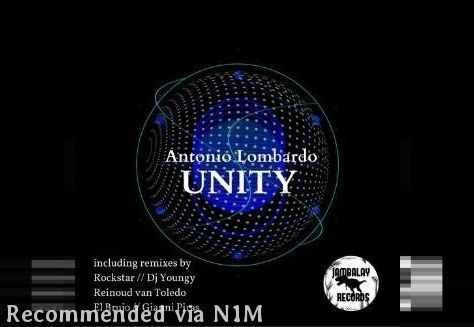 Antonio Lombardo - Unity (gianni piras remix)