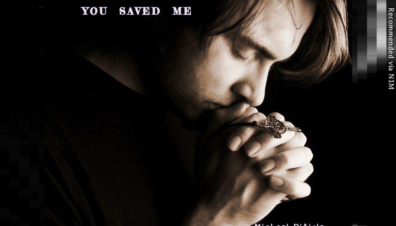 YOU SAVED ME