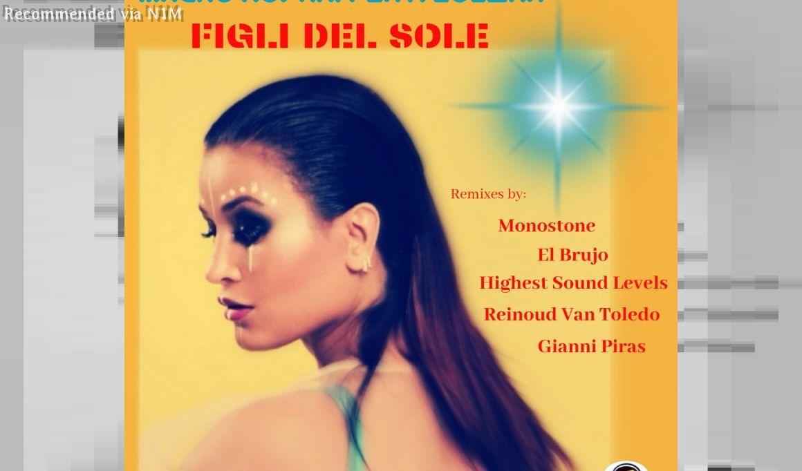 MAURO NOVANI Feat. SOLENA - FIGLI DEL SOLE (Main Mix)