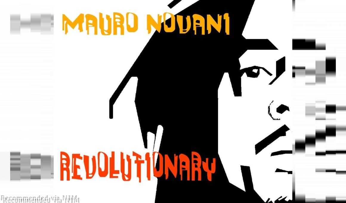 MAURO NOVANI - REVOLUTIONARY (GREEN SIDE)