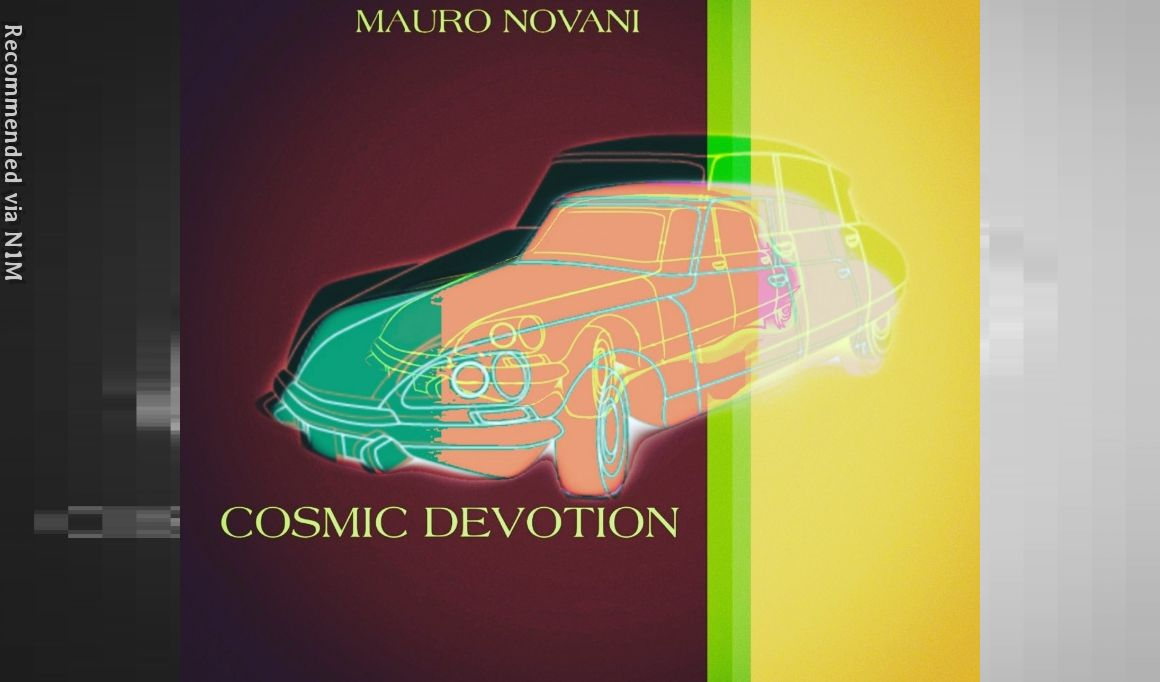 MAURO NOVANI - COSMIC DEVOTION