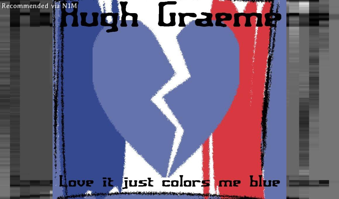 Love it just colors me blue