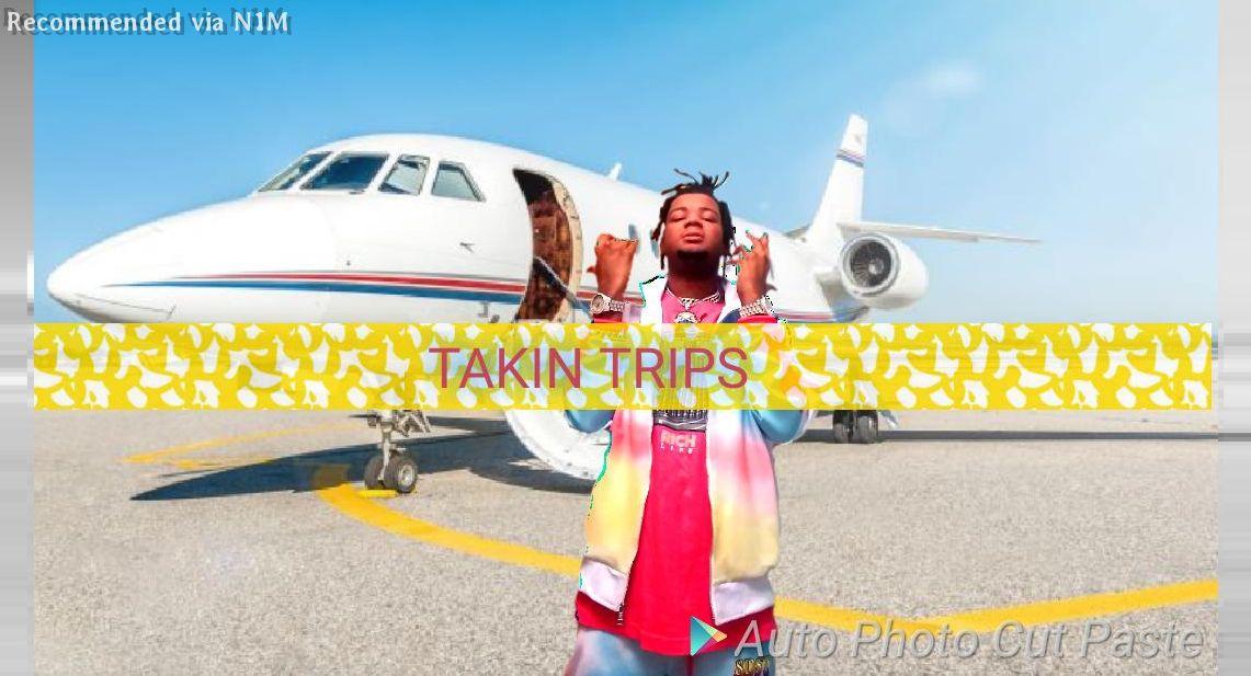 Ajezzy E - Takin Trips (Prod. by @ThisIsGamerBoy)