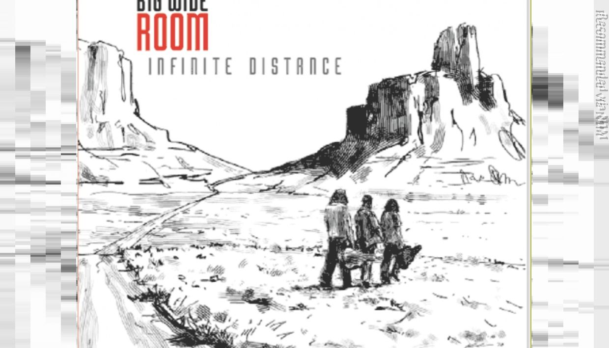 Infinite Distance (BIG WIDE ROOM: Mark Davis/Brett Perkins/David Zink)