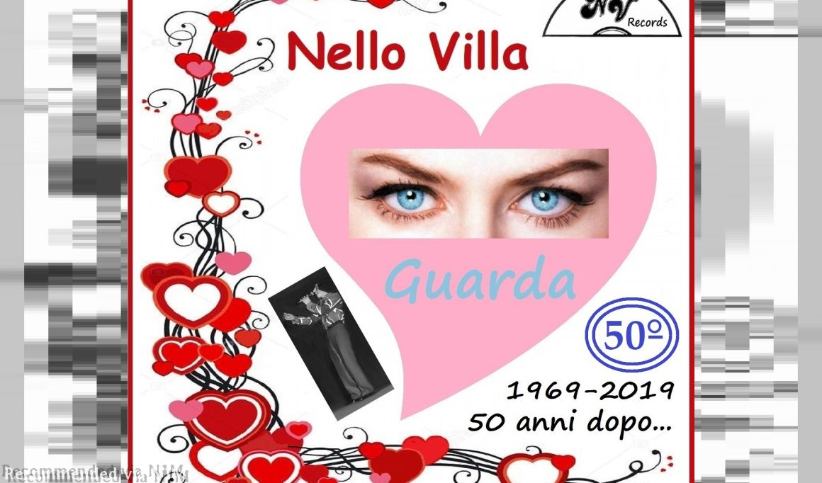 Guarda - Digital Single (2019) - Italian Cover by The Rogers Group